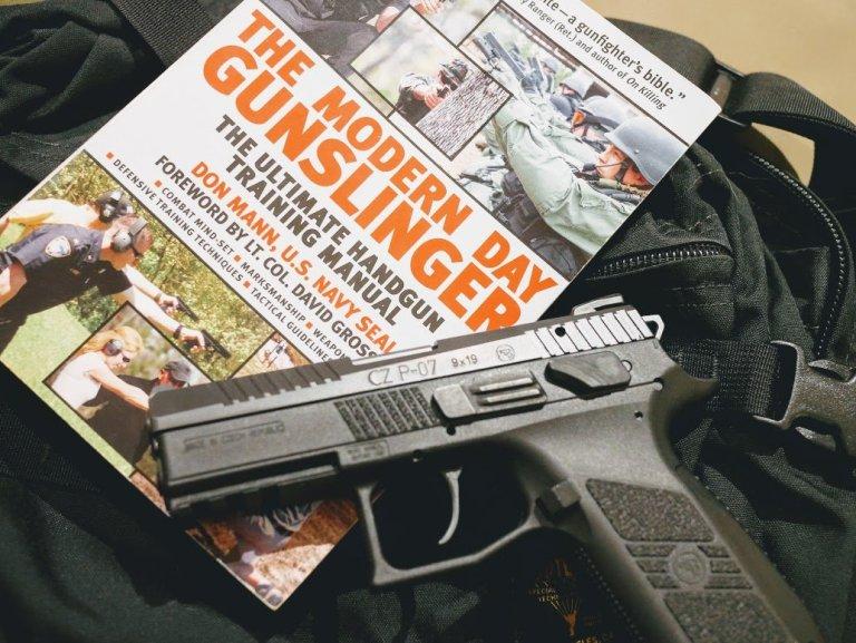 The Modern Day Gunslinger by Don Mann