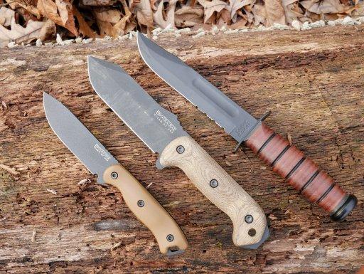 kabar field knives