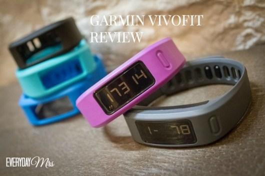 GARMIN VIVOFIT REVIEW