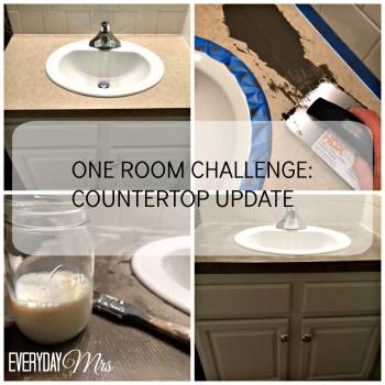 countertop update