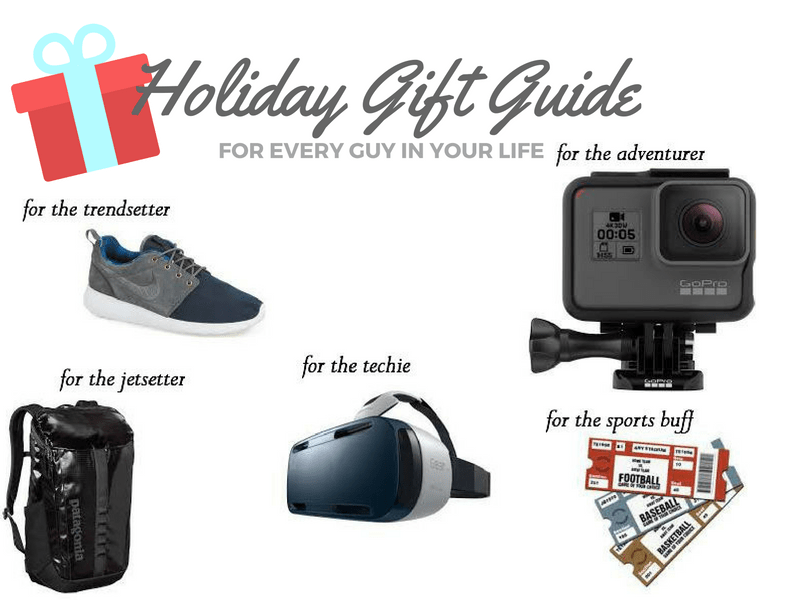 this gift guide is for every guy on your list no matter what they like hopefully this guide will help you cross every guy off your christmas list