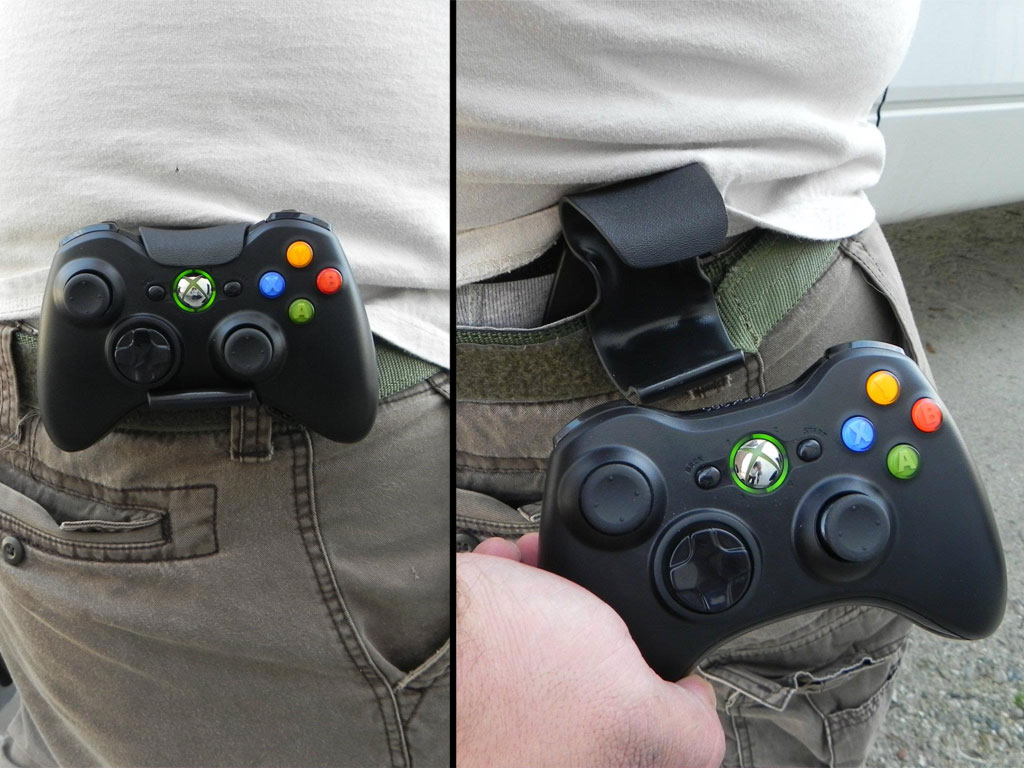 XBOX360 And PS3 Kydex Controller Holsters