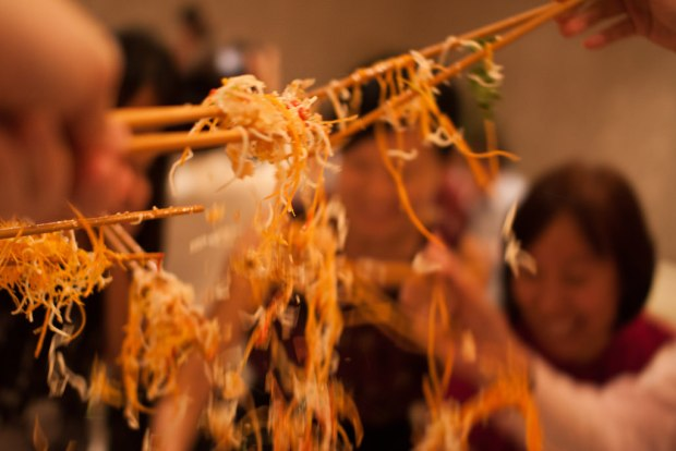 Lo Hei! by Philip Hayward (CC BY-NC-ND 2.0)