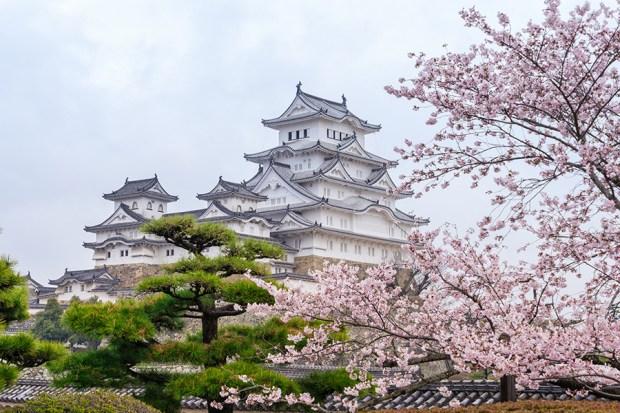 Himeji Castle by Wei-Te Wong (CC BY-SA 2.0)