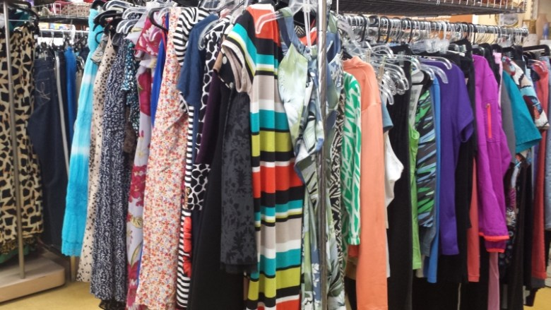T-Shirts 7 Things College Students Should Buy at Thrift Stores