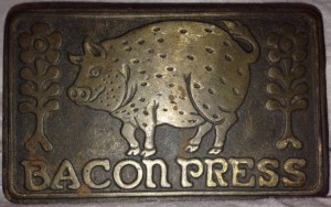 Taylor & Ng Bacon Press