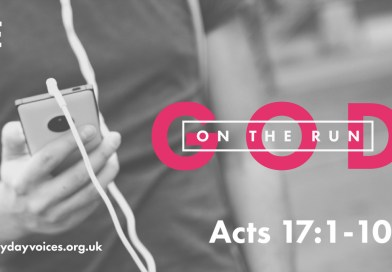 God On The Run Acts #44