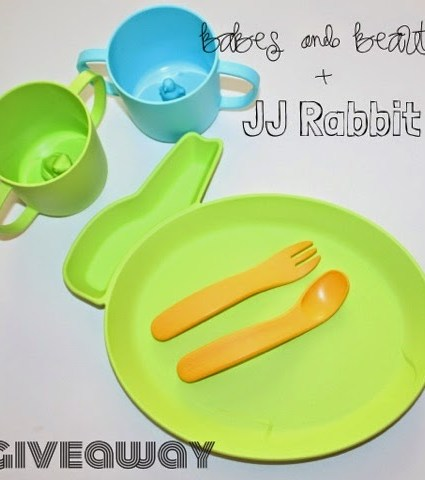 JJ Rabbit | review + giveaway