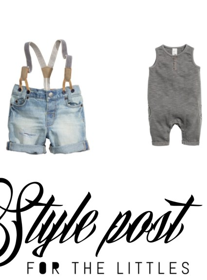 H&M Style For The Littles