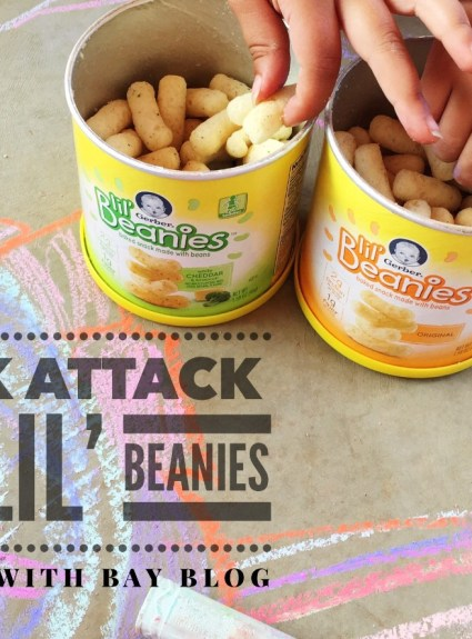 Snack Attack with Gerber Lil' Beanies