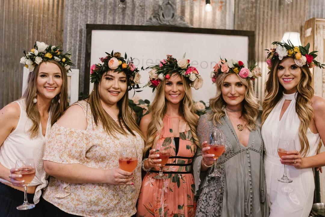 Floral Crown Party