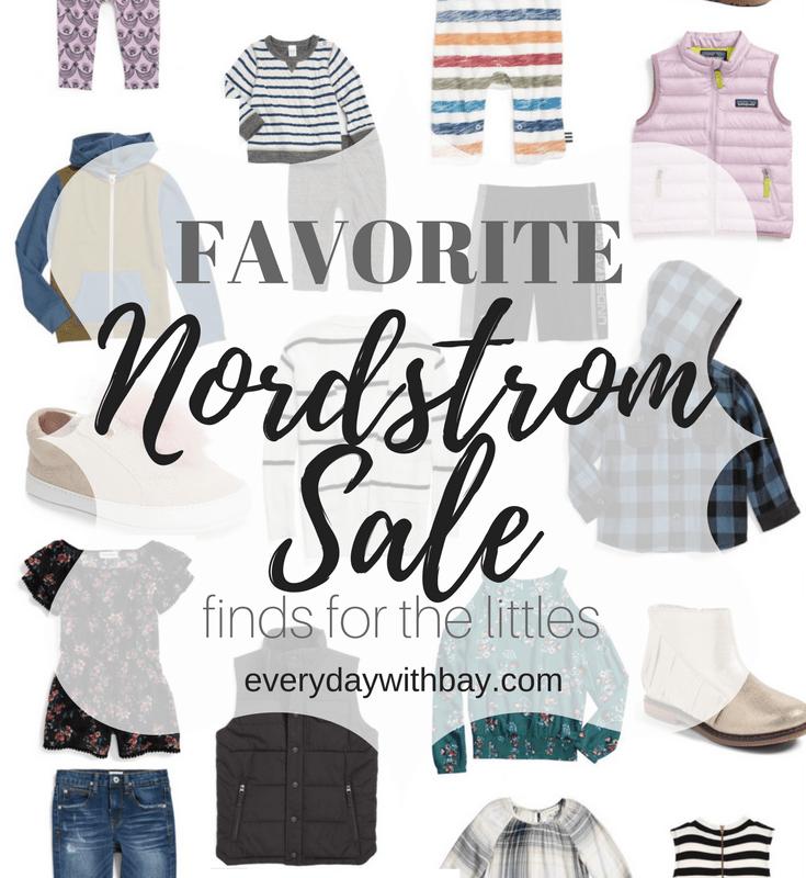 Nordstrom Anniversary Sale – Looks for Littles