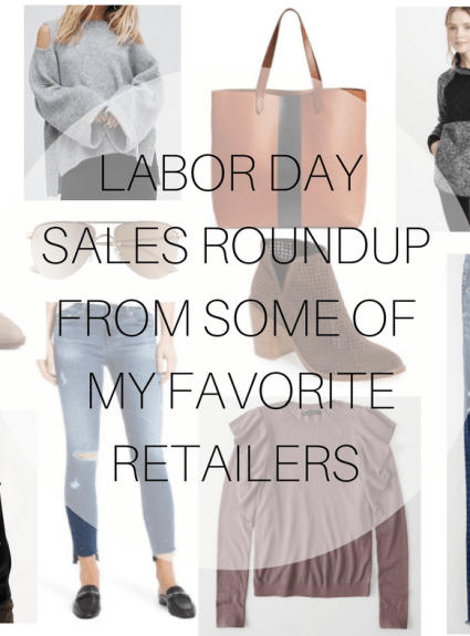 Labor Day Sales You Don't Want To Miss