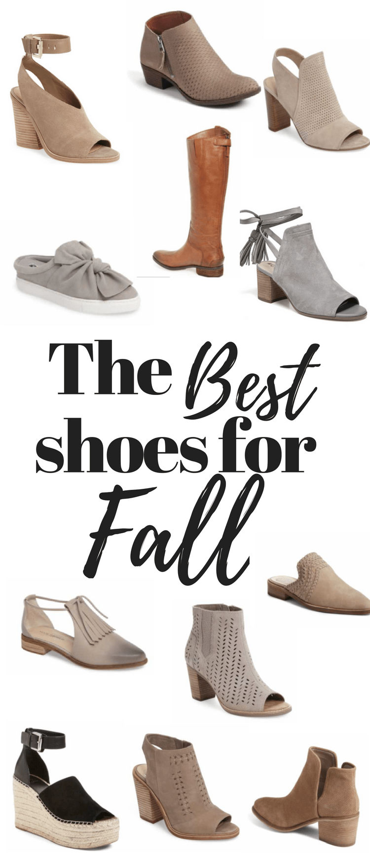 Fall Shoes, Shoes, Fall Fashion, Fall Shoe Sale, Shoes for Fall