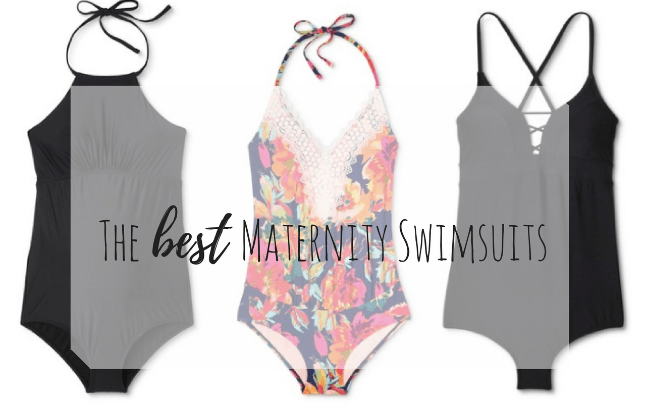 The 11 Cutest Maternity Swimsuits