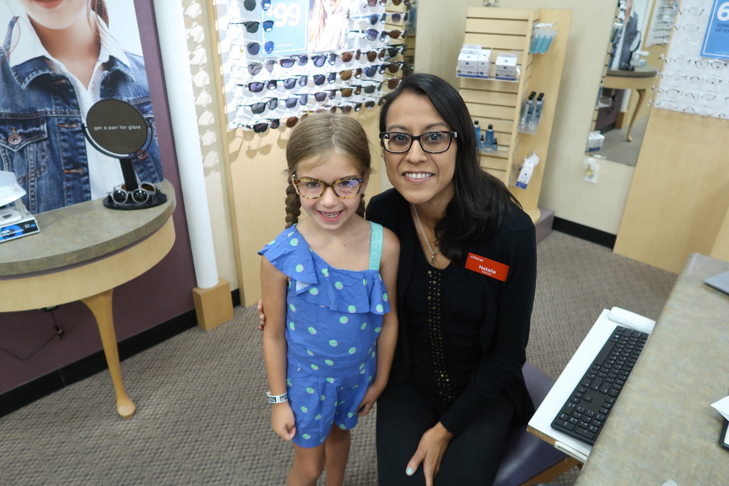Back To School with JCPenney Optical