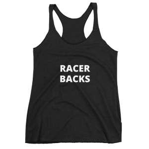 Women's Racerback Dance Tanks