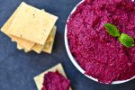 Beet, Walnut, Feta & Mint Dip