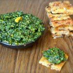 Kale & Pistachio Pesto