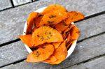 Crisp Butternut Squash Chips