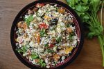 Moroccan Cauliflower Couscous Salad