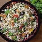Moroccan Cauliflower Couscous Salad