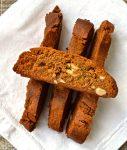 Almond & Orange Biscotti