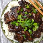 Super Saucy Chinese Beef