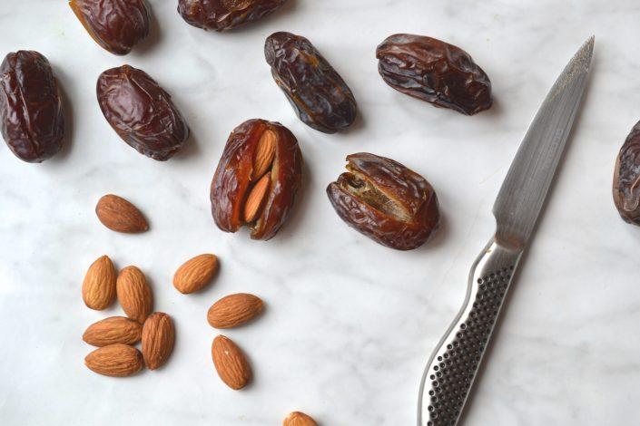 Vegan Chocolate Covered Dates