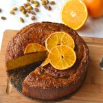 Orange, Pistachio & Almond Cake