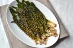 Grilled Asian Asparagus & Scallions
