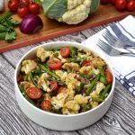 Cauliflower Faux-Tato Summer Salad