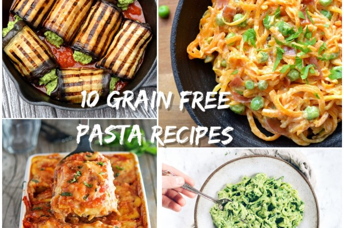 Top 10 Grain Free Pasta Recipes