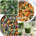 Top 10 Kale Recipes