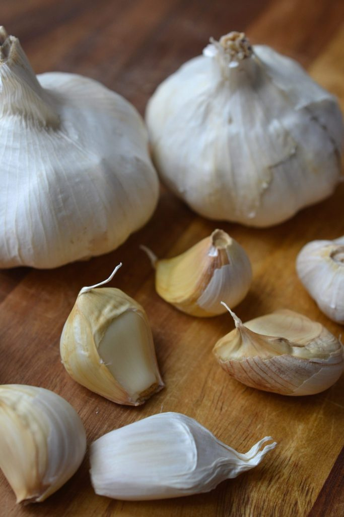 Egg Free Garlic Aioli (aka Toum)