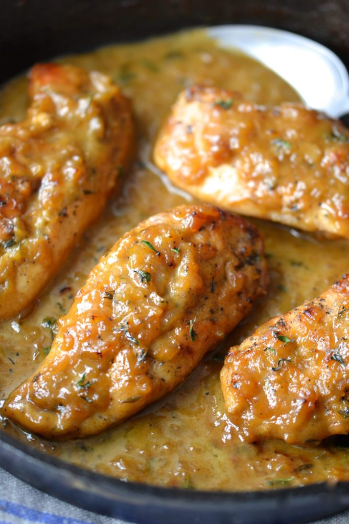 Honey Mustard Chicken