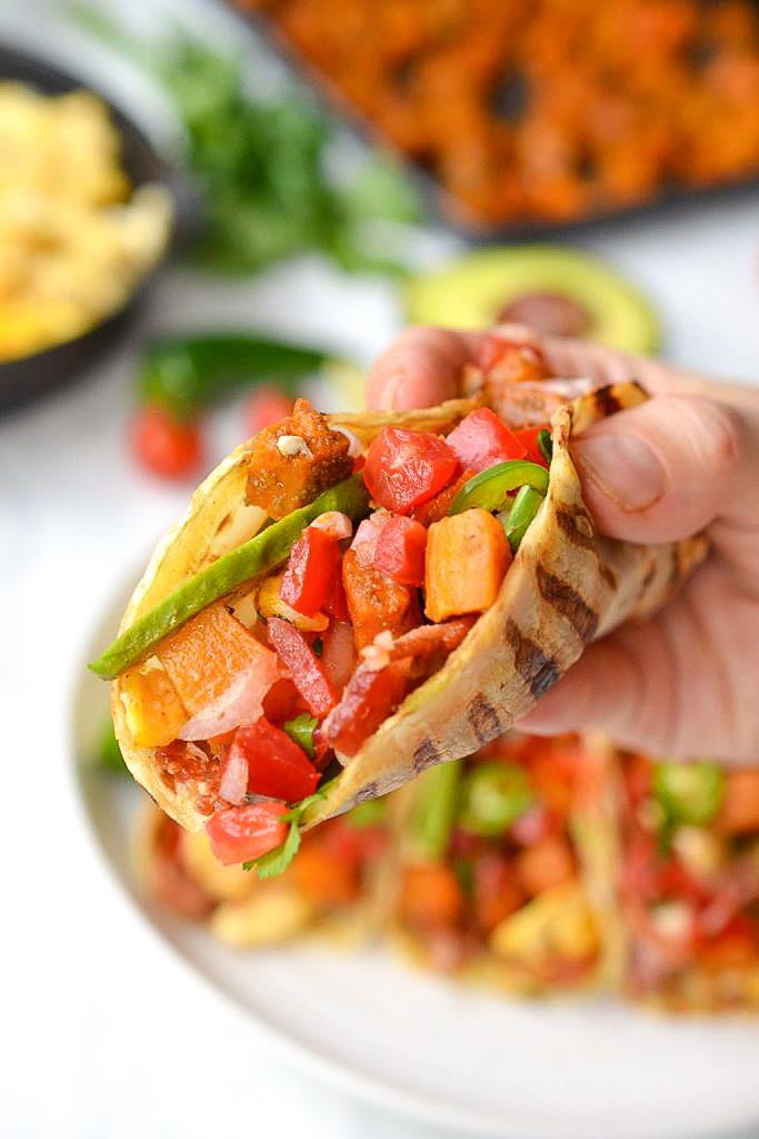 Whole30 Breakfast Tacos