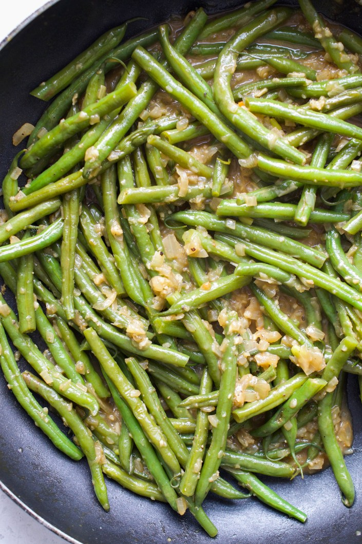 Paleo Green Beans and Bacon
