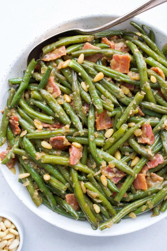 Green Beans & Bacon