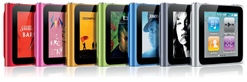 1 Version 6th Generation Nano Apple Ipod 2
