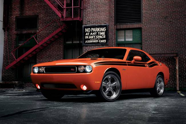 0-60 mph Test, 2014 Dodge Challenger RT Clic – Everyman Driver