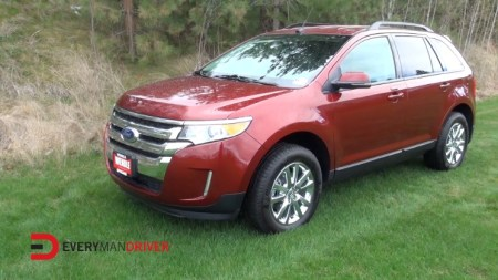 2014 Ford Edge on Everyman Driver with Dave Erickson