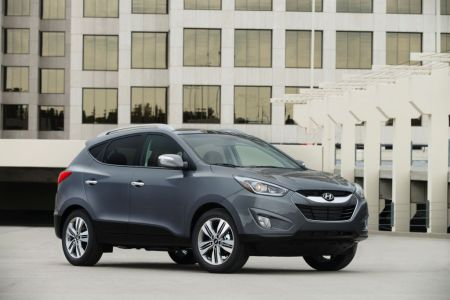2014 Hyundai Tucson on Everyman Driver with Dave Erickson