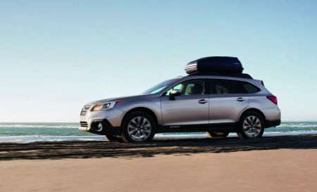 The all-new 2015 Outback on Everyman Driver with Dave Erickson