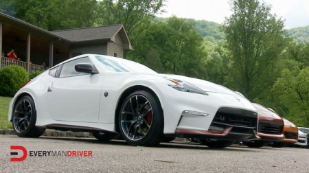 2015 Nissan 370Z NISMO Revealed on Everyman Driver with Dave Erickson