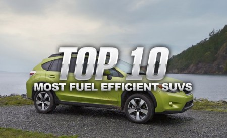 10 Most Fuel Efficient 2014 SUVs on Everyman Driver