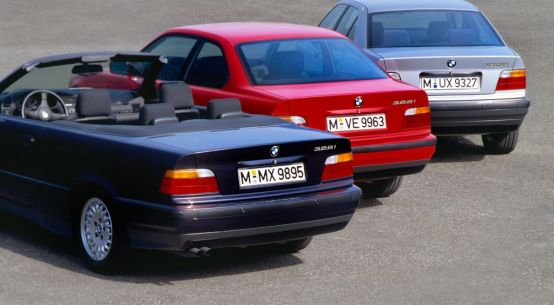 40 years of the BMW 3 Series on Everyman Driver, Dave Erickson