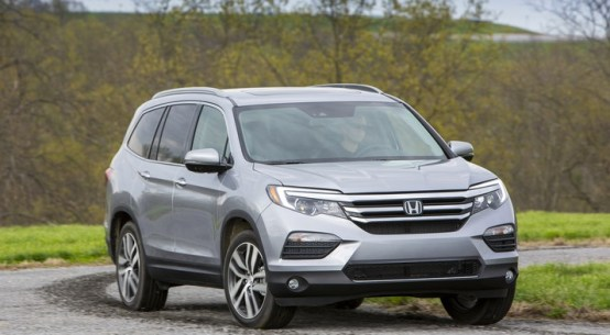 2016 Honda Pilot on Everyman Driver
