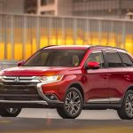 2016 Mitsubishi Outlander on Everyman Driver