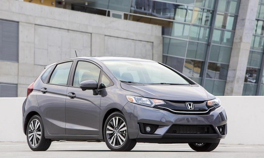 2015 Honda FIT on Everyman Driver Dave Erickson